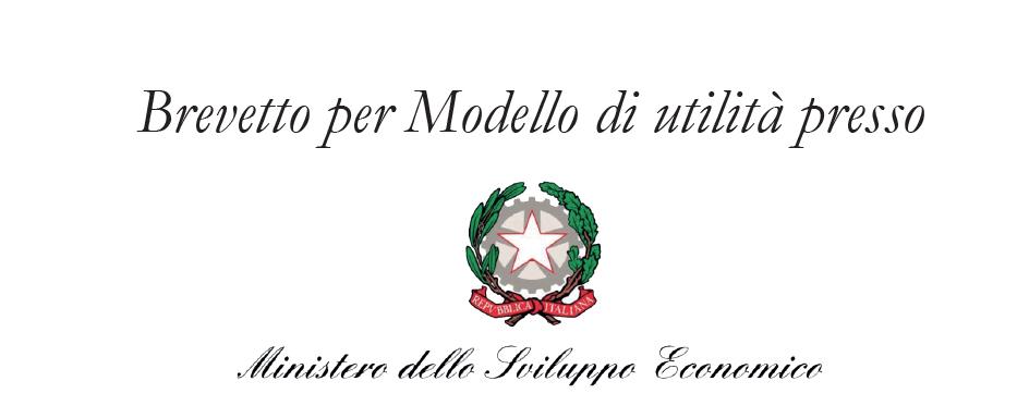 Brevetto di utilità Ministero dello Sviluppo Economico