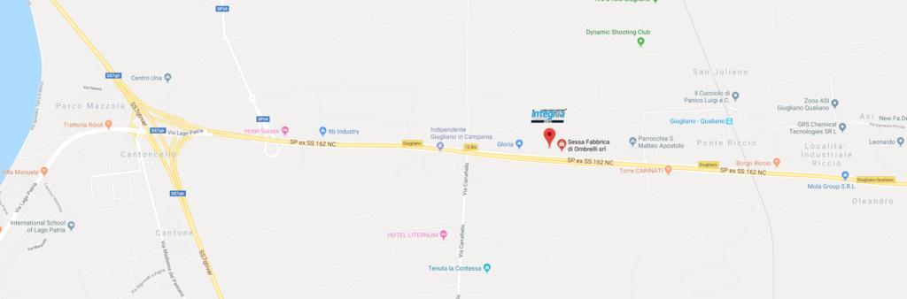 Mappa Integraa Idrico